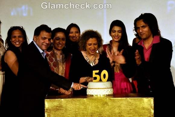 Ponds Femina Miss India celebrates 50 golden years of success