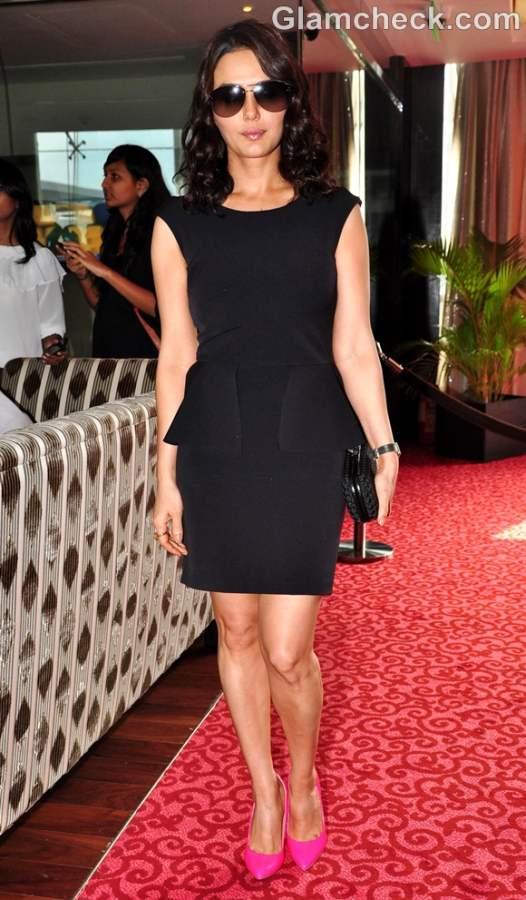 Preity Zinta at Release Soundtrack of Ishkq in Paris