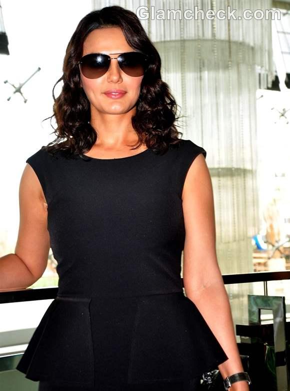 Preity Zinta music release of her latest movie Ishkq in Paris