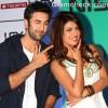 Priyanka Chopra Promoting Barfi with Co-star Ranbir Kapoor
