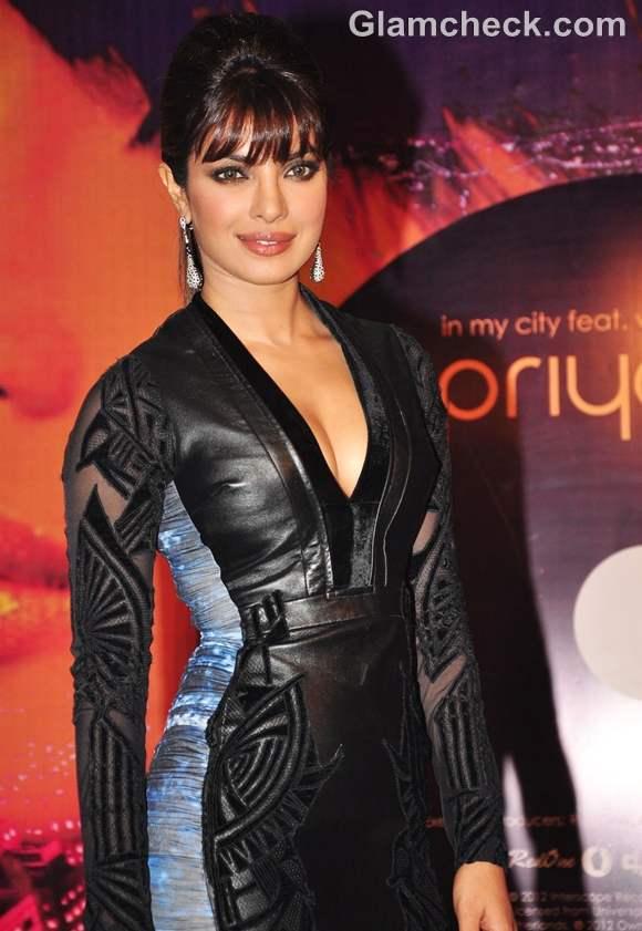 Priyanka Chopra debut music album In My City launch