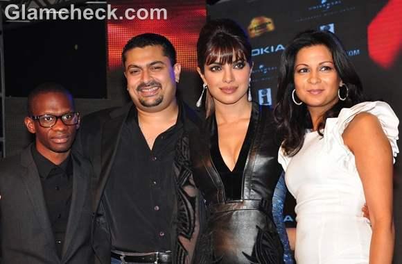 Priyanka Chopra launch debut music album In My City