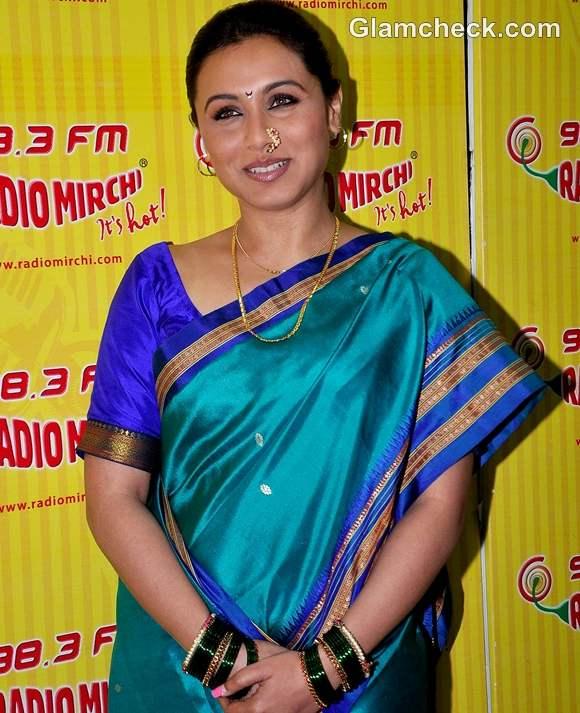 Rani Mukherjee Aiyya movie promotion Radio Mirchi