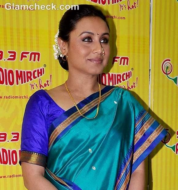 Rani Mukherjee Aiyya  promotion Radio Mirchi Red FM