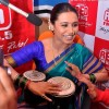 Rani Mukherjee Promotes Aiyya at Radio Mirchi and Red FM in Mumbai