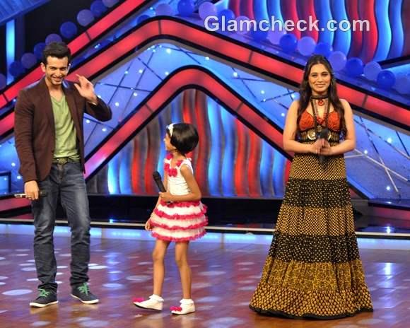 Rani Mukherji sets Dance ke Superkids
