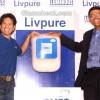 Sachin Tendulkar promoting Livepure RO water purifier