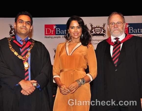 Sameera Reddy at dr-batra book launch