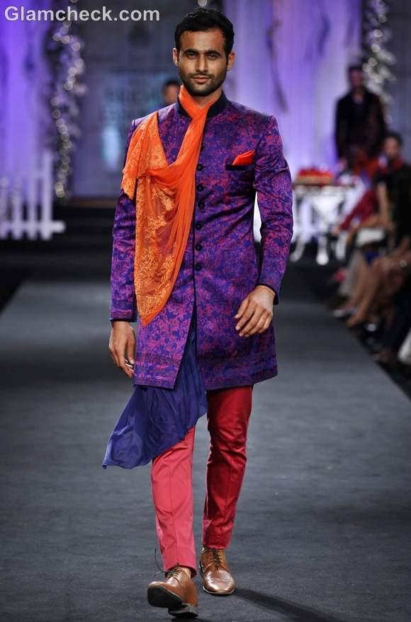 Shantanu Nikhil India Bridal Fashion Week 2012-3