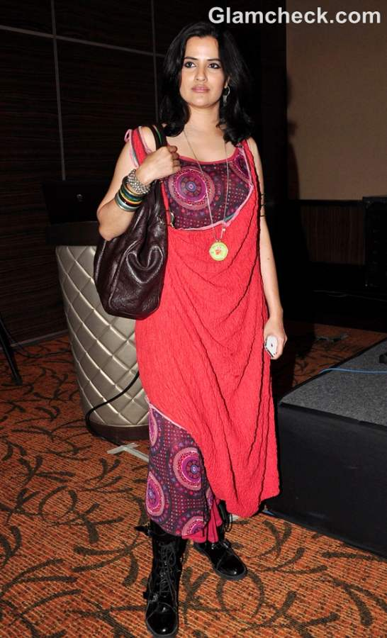 Sona Mohapatra Because I am a Girl Rock Concert launch