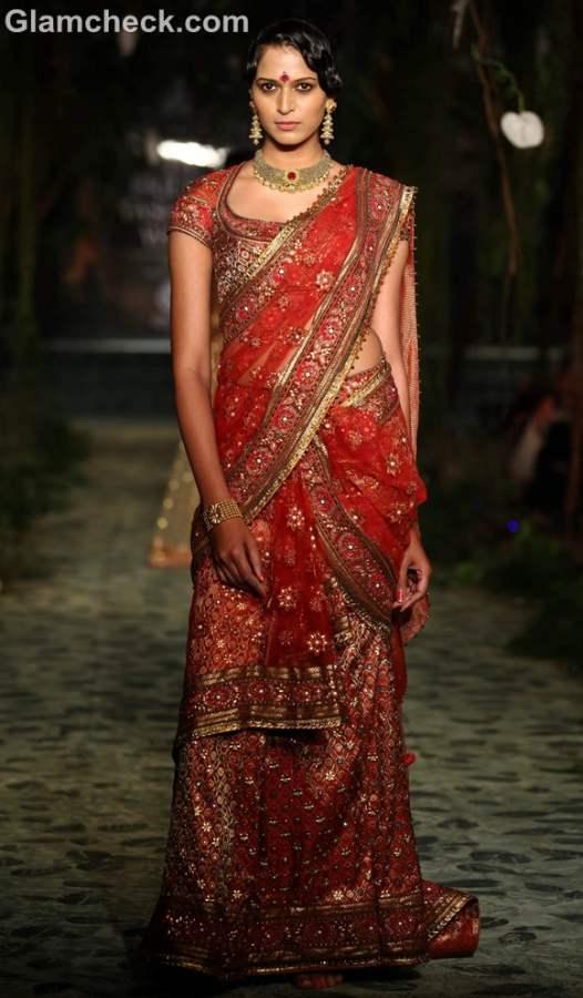 Tarun Tahiliani  day-1 iIndia bridal week 2012-2