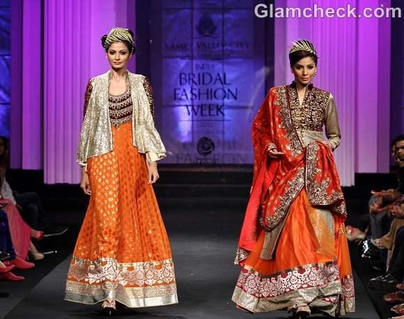 Vikram Phadnis collection india bridal fashion week 2012