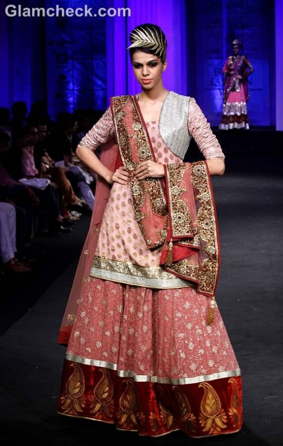 Vikram Phadnis india bridal fashion week 2012-2