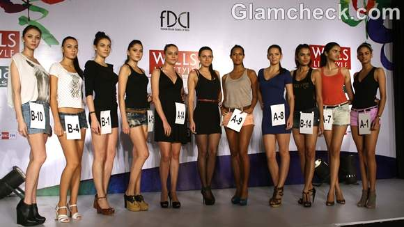 WIFW spring-summer 2013