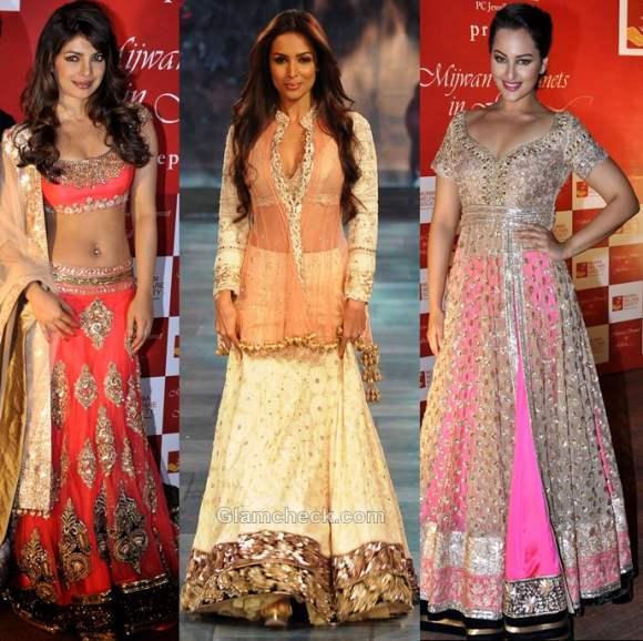 bollywood actress ramp manish malhotra show