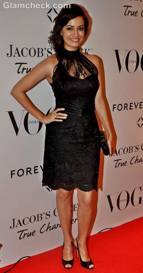 dia mirza Vogue 5th Anniversary Bash