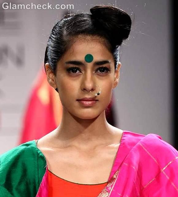 ganesh chaturthi beauty look