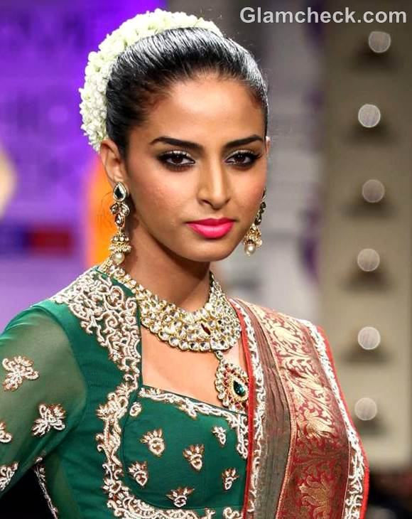 traditional beauty looks indian festival