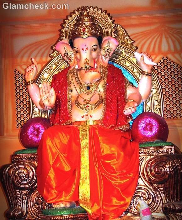 ganesh chaturthi idols india festival