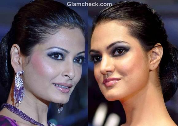 ganesh chaturthi makeup hairstyle