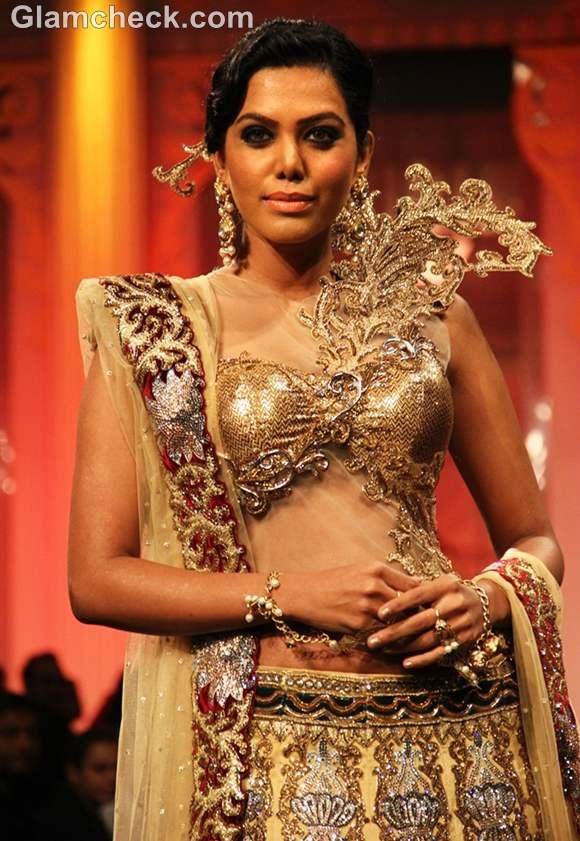 india bridal week 2012 Anjalee Arjun Kapoor collection