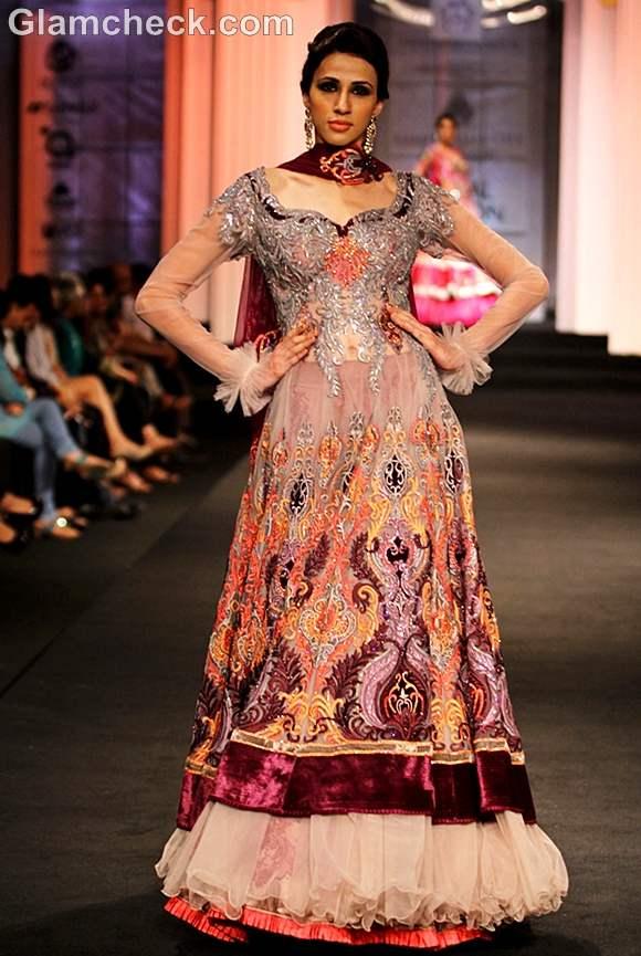 india bridal week 2012 Anjalee Arjun Kapoor