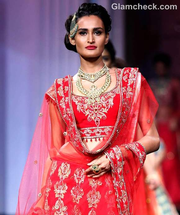 jyotsna Tiwari Aamby Valley India Bridal Fashion Week 2012-5