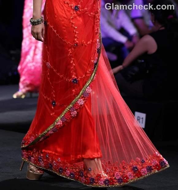 jyotsna Tiwari Aamby Valley India Bridal Fashion Week 2012-6