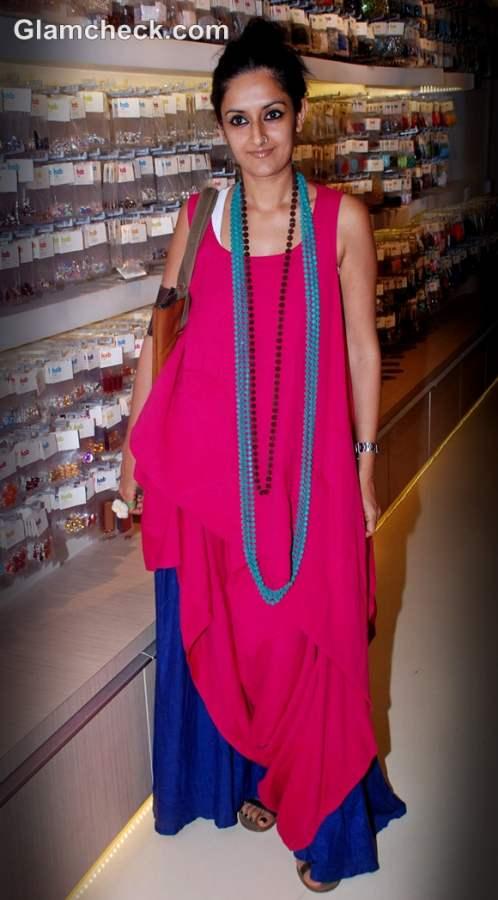 neon fashion trend india