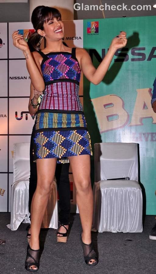priyanka chopra barfi 2012