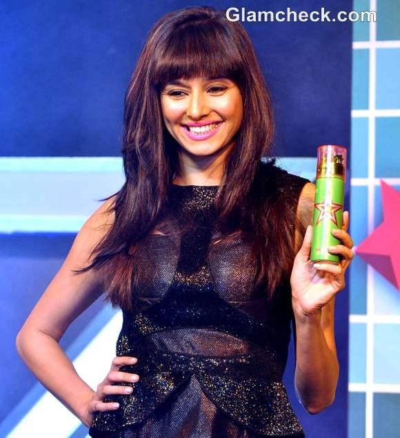 shibani Dandekar at MTV Body Sprays EDTs by Global Fragrances launch