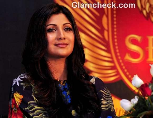 shilpa shetty press conference