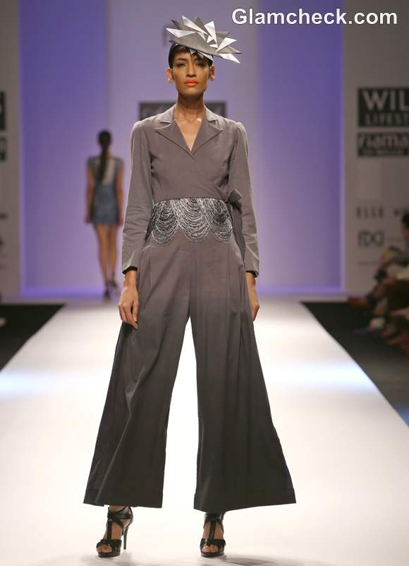 Abhi Singh on Day 4 of WIFW S-S 2013