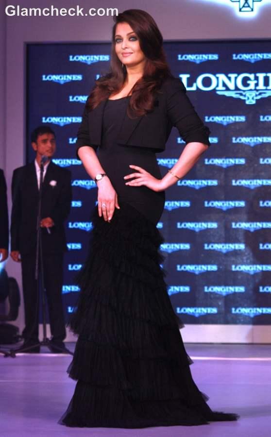 Aishwarya Rai Bachchan Unveiling of Longines New Saint Imier Collection