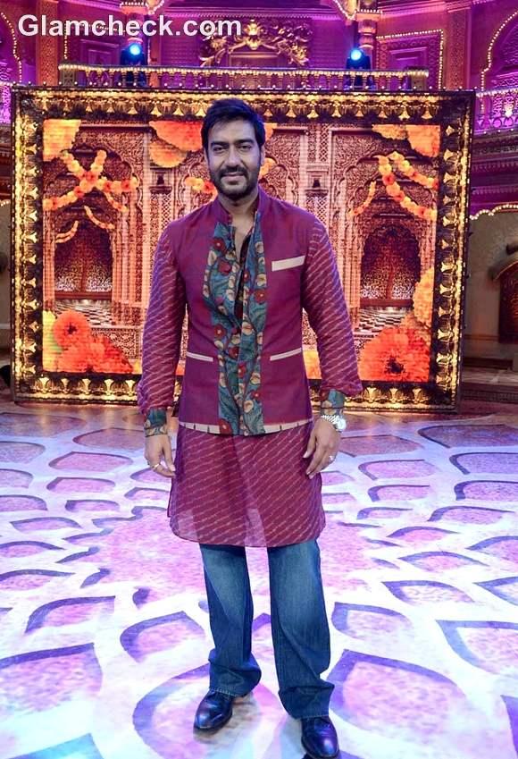 Ajay Devgan Star Parivaar Diwali Special episode