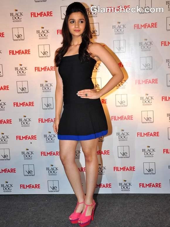 Alia Bhatt Film Fare October Cover Launch
