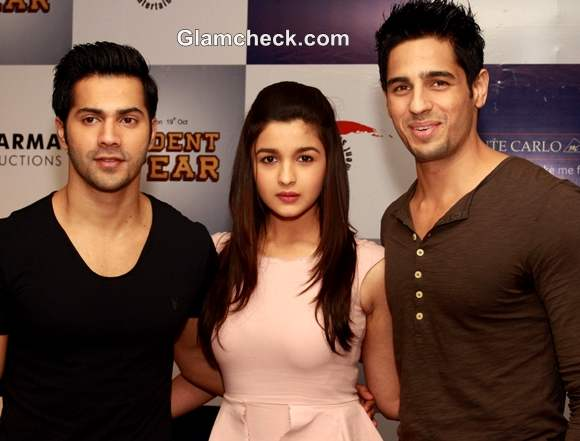 Alia Bhatt Student of the Year pictures