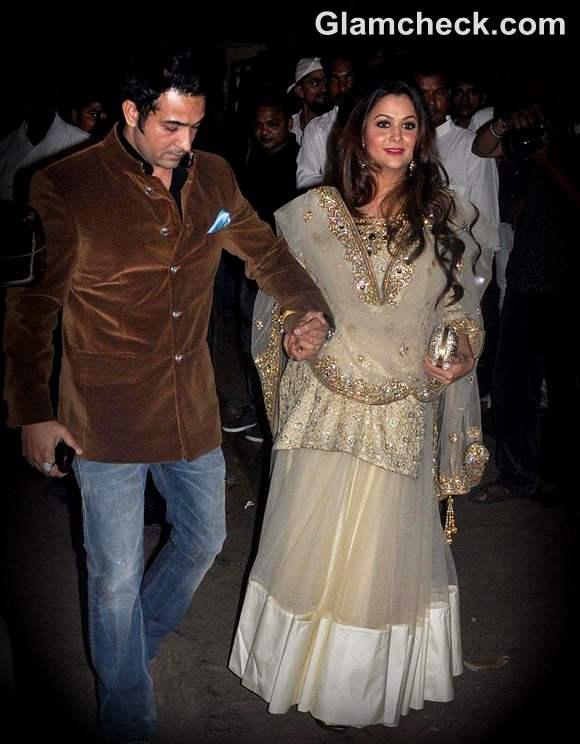 Amrita Arora husband Shakeel Ladak saif kareena sangeet ceremony