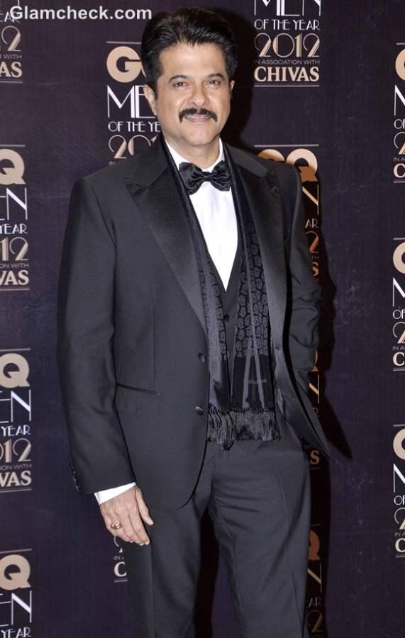 Anil kapoor at GQ Men Of The Year Awards 2012
