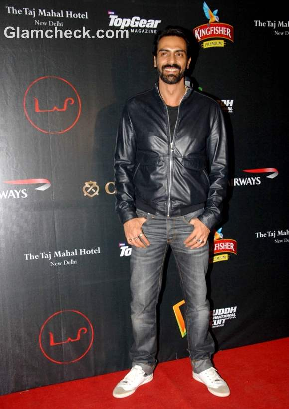 Arjun Rampal  F1 2012 official F1 After Party day 3