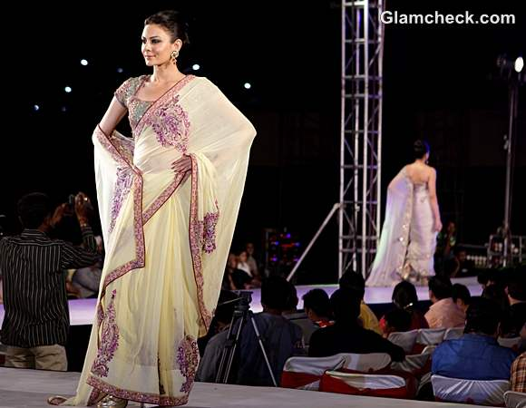 Asif Shah collection saris 2012 indore