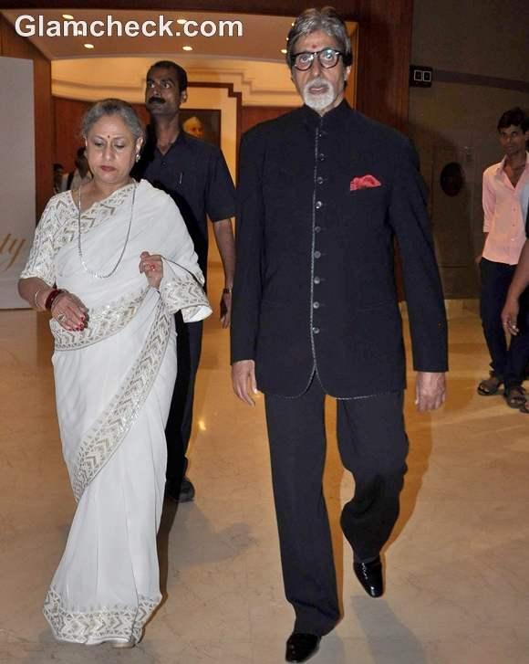 Bachchan Family attends the B70 Art Show at Nehru Centre Mumbai