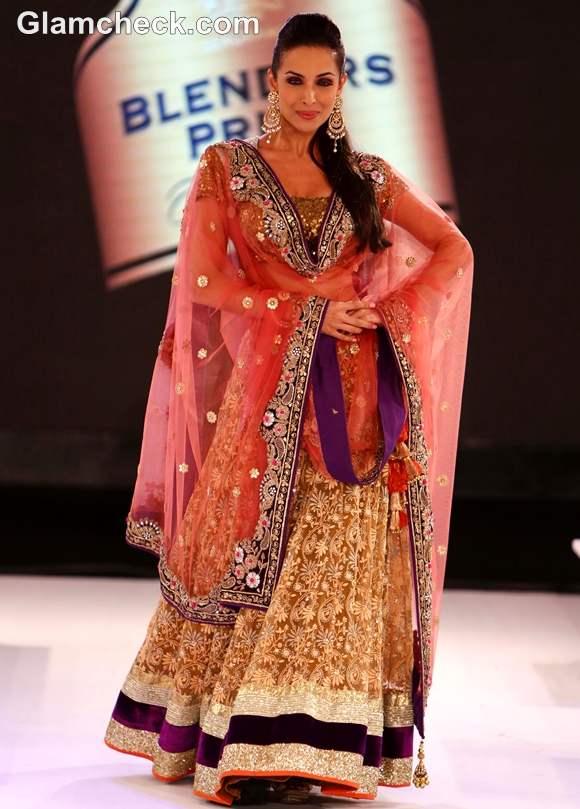 Blenders Pride Fashion Tour 2012 Malaika Arora Khan Vikram Phadnis