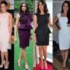 Bollywood celebs Peplum Dress 2012