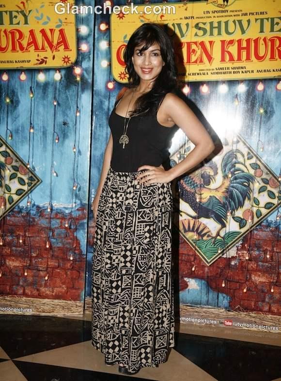 Bollywood celebs at special screening of Luv Shuv Tey Chicken Khurana