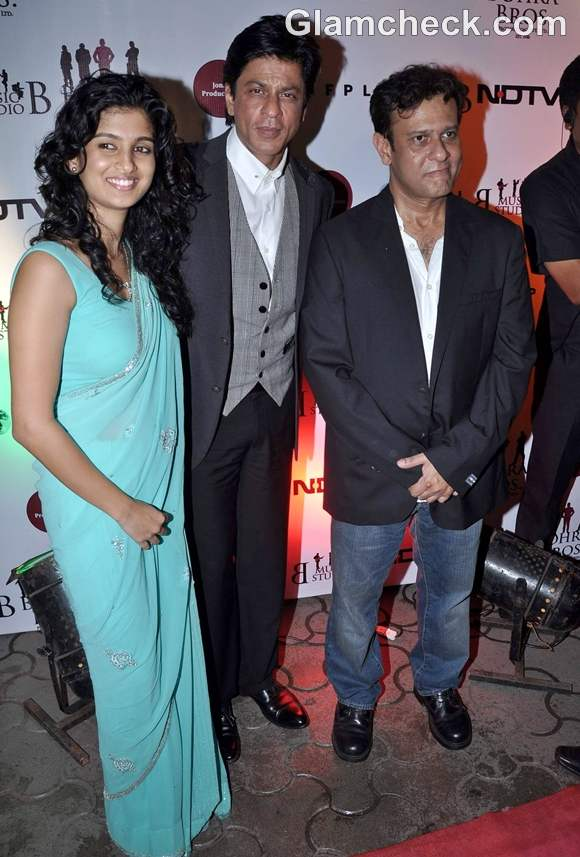 Celebs at Premier of Chittagong