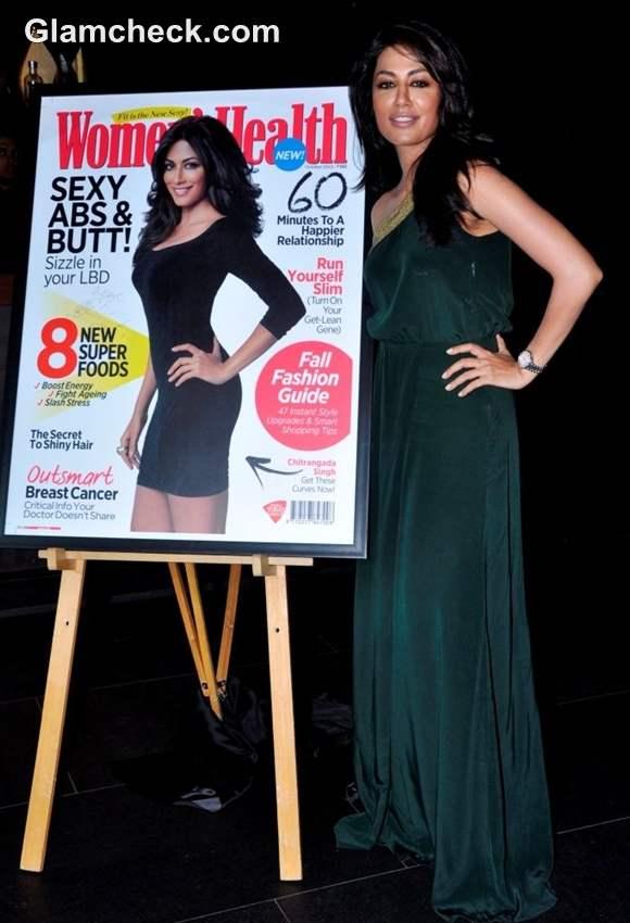 Chitrangda Singh launch Womens Health Magazine in Mumbai