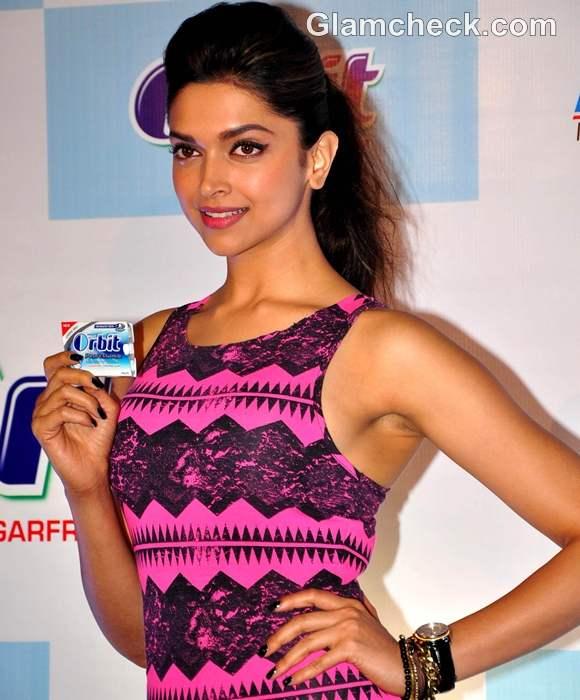 Deepika Padukone Launch Orbit IDA National Oral Health Card