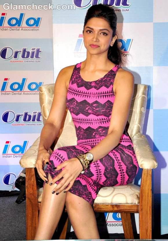 Deepika Padukone hot in dress