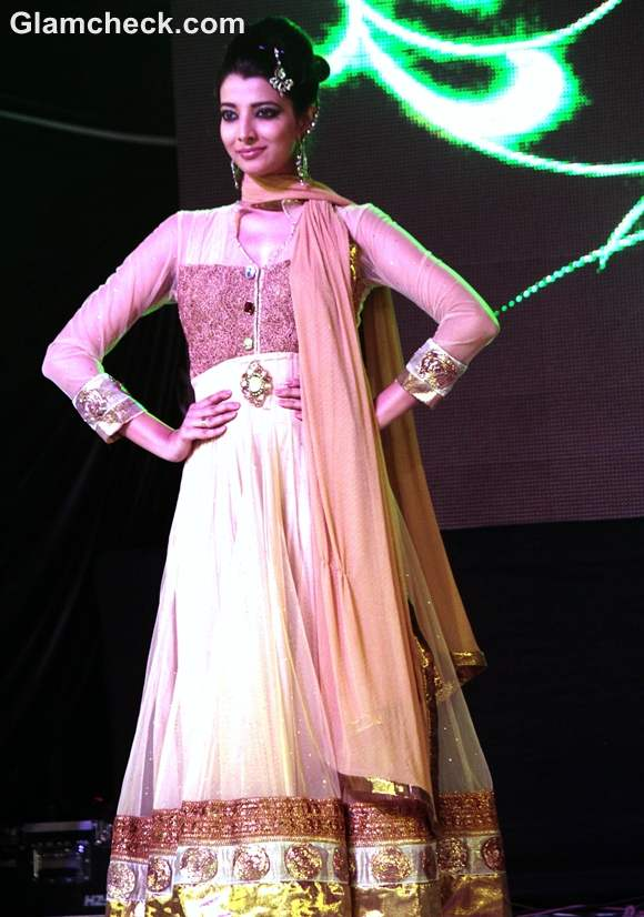Designer Asif Shah collection anarkalis in Indore